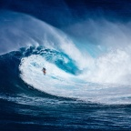 Riding the Wave of Love
